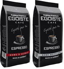 Кофе Грандос Эгоист Espresso в зернах 250 грамм