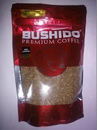 Купить Кофе Bushido Red Katana в кристаллах 85 грамм