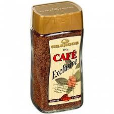 Купить Кофе Grandos Грандос Эксклюзив растворимый 100 грамм