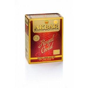 Купить Чай Акбар Роял Голд 100 грамм