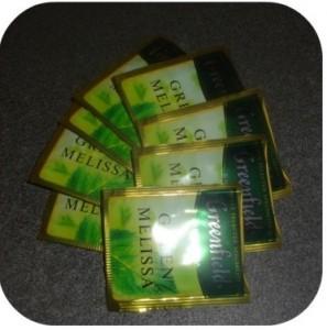 Купить Чай Гринфилд Melissa 100 пакетиков