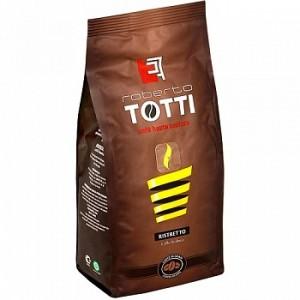 Купить Кофе Roberto Totti Ristretto зерно 250 грамм