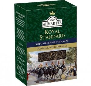 Купить Чай Ахмад Королевский Стандарт 100 грамм