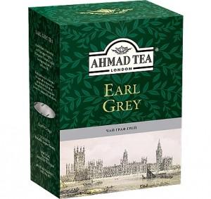 Купить Чай Ахмад Граф Грей 200 грамм