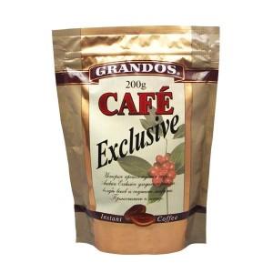 Купить Кофе Грандос Эксклюзив растворимый 200 грамм