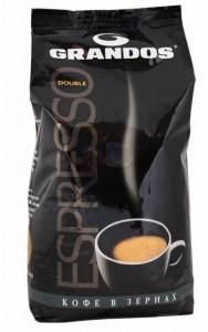 Купить Кофе Grandos Эспрессо зерно 250 грамм