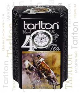 Купить Чай черный Тарлтон Ланцелот 200 грамм
