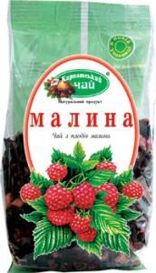 Купить Чай Карпатский Малина 100 грамм