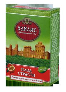 Купить Чай Хейлис Английский плод страсти 100 грамм