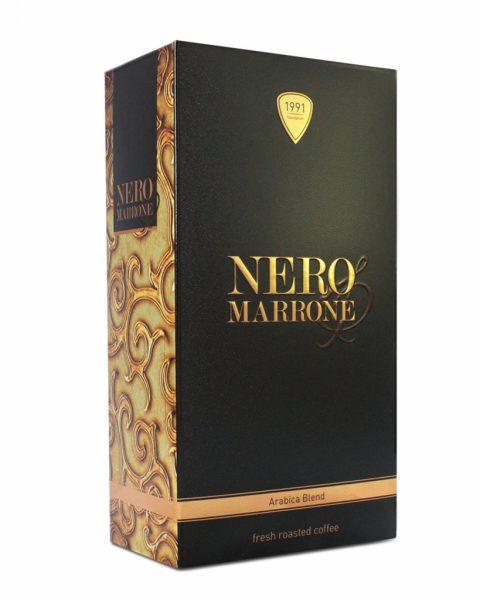 Кофе Nero Marrone Arabiса Blend 250 грамм молотый