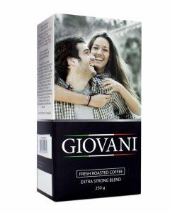 Кофе Giovani зерно 250 грамм