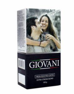 Кофе Giovani зерно 100 грамм